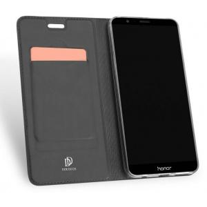 Etui DuxDucis SkinPro Huawei Honor 7X Gray + Szkło