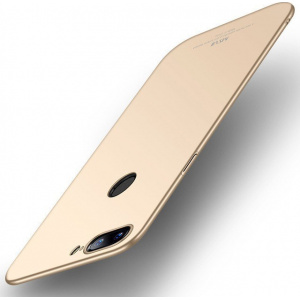 MSVII OnePlus 5T Gold + Screen Protector