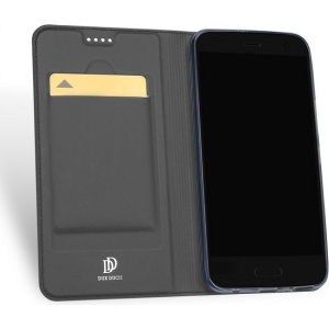 DuxDucis SkinPro HTC U11 Life Gray + Screen protector