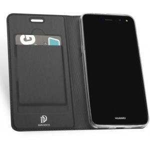 DuxDucis SkinPro Huawei Y6 2017 Gray + Screen protector