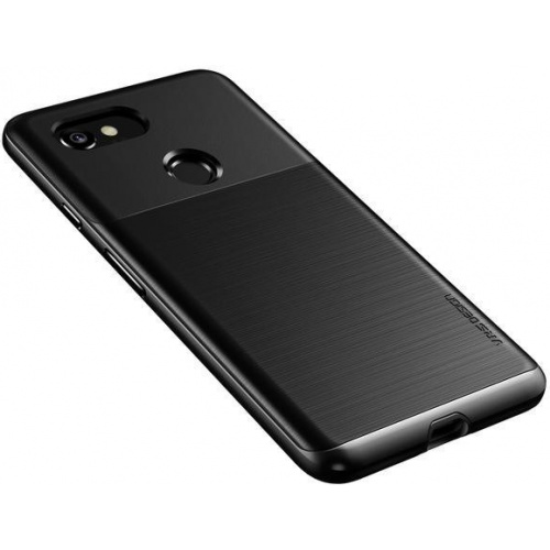 VRS Design High Pro Shield Google Pixel 2 XL Mettalic Black