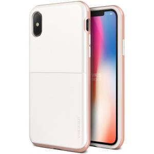 VRS Design High Pro Shield S iPhone X White Rose