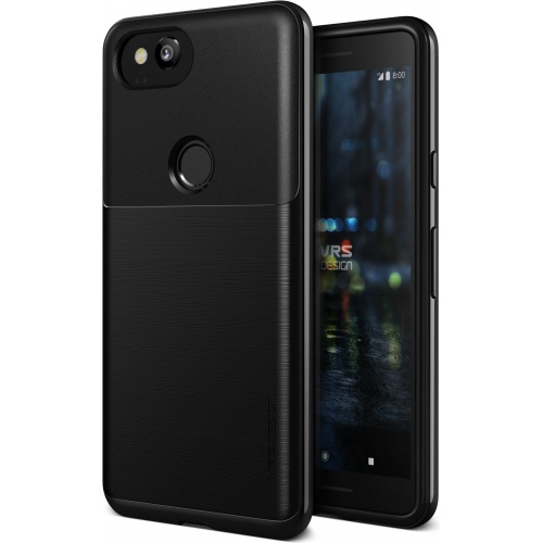 VRS Design High Pro Shield Google Pixel 2 Mettalic Black