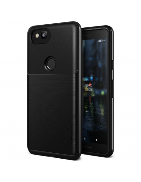 VRS Design High Pro Shield Google Pixel 2 Metalic Black