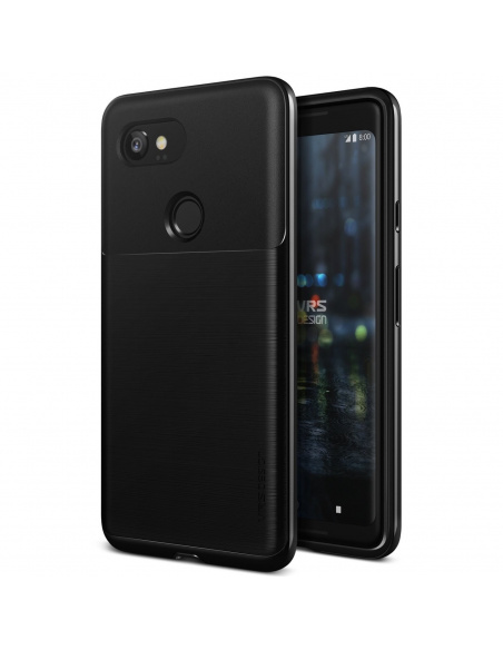 VRS Design High Pro Shield Google Pixel 2 XL Metalic Black