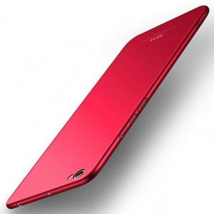 Etui MSVII Xiaomi Redmi Note 5A Red + Szkło