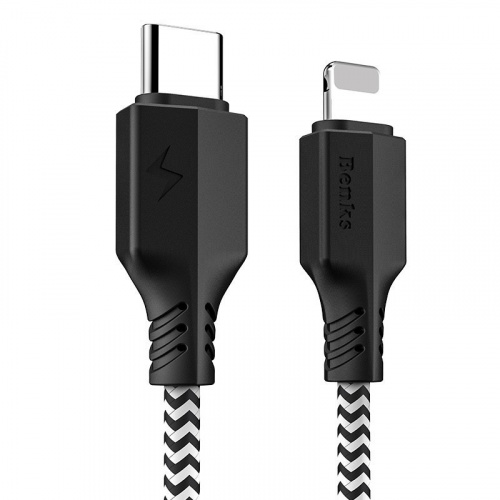 Kabel Benks USB-C do Lightning 100cm