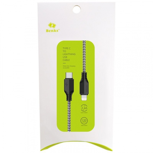 Benks Type-C to Lightning Cable 100CM