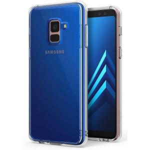 Etui Ringke Fusion Samsung Galaxy A8 2018 Crystal View