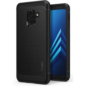 Etui Ringke Onyx Samsung Galaxy A8 2018 Black