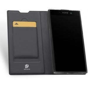 DuxDucis SkinPro Xperia L2 Gray + Screen Protector