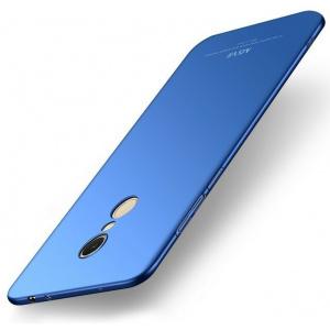 Etui MSVII Xiaomi Redmi 5 Blue + Szkło