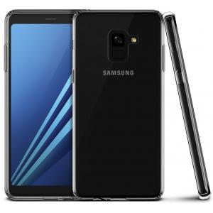 Etui VRS Design Crystal Mixx Samsung Galaxy A8 2018 Clear