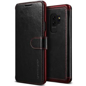 Etui VRS Design Layered Dandy Samsung Galaxy S9 Plus Black
