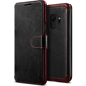 Etui VRS Design Layered Dandy Samsung Galaxy S9 Black