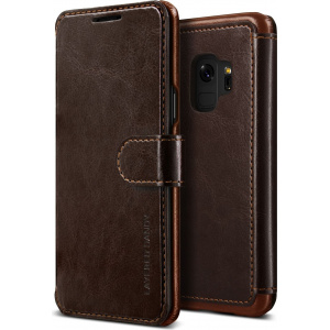 VRS Design Layered Dandy Samsung Galaxy S9 Brown