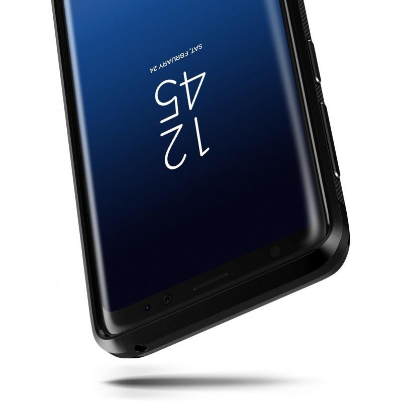 VRS Design High Pro Shield Samsung Galaxy S9 Metal Black