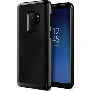 Etui VRS Design High Pro Shield Samsung Galaxy S9 Plus Metal Black