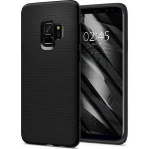 Etui Spigen Liquid Air Armor Samsung Galaxy S9 Black