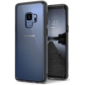 Etui Ringke Fusion Samsung Galaxy S9 Smoke Black