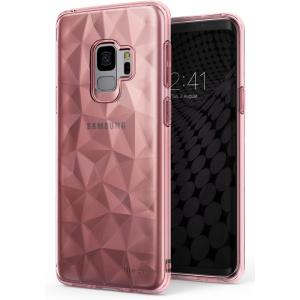 Etui Ringke Air Prism Samsung Galaxy S9 Rose Gold