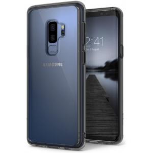 Etui Ringke Fusion Samsung Galaxy S9 Plus Smoke Black