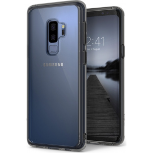 Ringke Fusion Samsung Galaxy S9 Plus Smoke Black