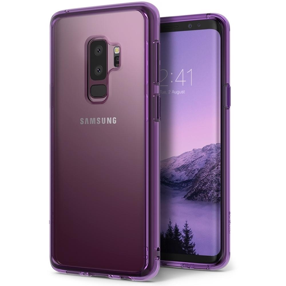 Ringke Fusion Samsung Galaxy S9 Plus Orchid Purple