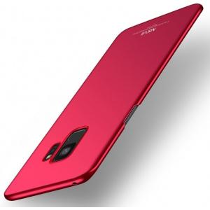 Etui MSVII Samsung Galaxy S9 Red