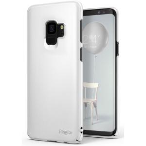 Etui Ringke Slim Samsung Galaxy S9 White