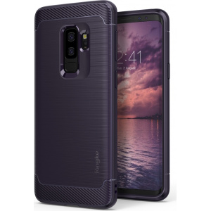 Etui Ringke Onyx Samsung Galaxy S9 Plus Plum Violet