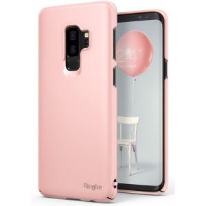 Etui Ringke Slim Samsung Galaxy S9 Plus Peach Pink