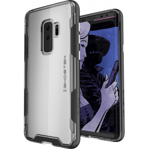 Etui Ghostek Cloak 3 Samsung Galaxy S9 Plus Black + Folia 3D