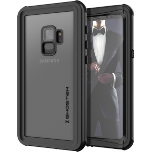 Waterproof Case Ghostek Nautical Samsung Galaxy S9 Black