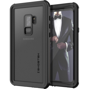 Waterproof Case Ghostek Nautical Samsung Galaxy S9 Plus Black