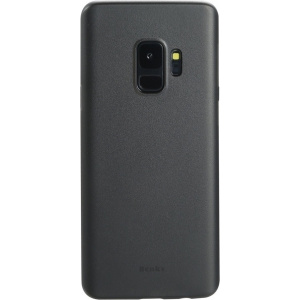 Etui Benks Lollipop 0.4mm Galaxy S9 Smoke Black