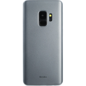 Benks Lollipop 0.4mm Galaxy S9 Transparent White