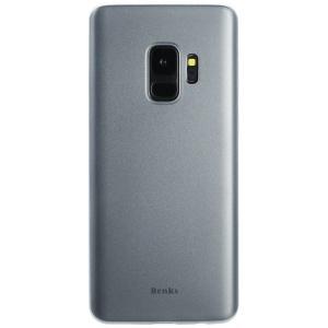Etui Benks Lollipop 0.4mm Galaxy S9 Transparent White