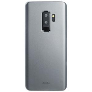 Etui Benks Lollipop 0.4mm Galaxy S9 Plus Transparent White