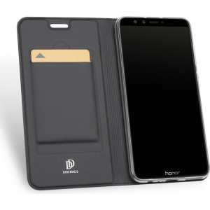 DuxDucis SkinPro Huawei Honor 9 Lite Gray + Screen protector