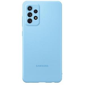 Samsung Galaxy A72 5G EF-PA725T blue Silicone Cover