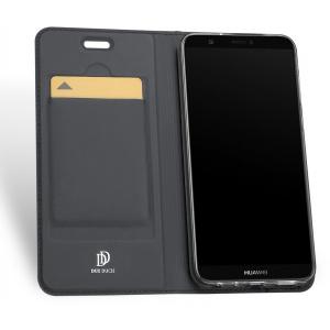 DuxDucis SkinPro Huawei P Smart Gray + Screen protector