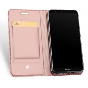 DuxDucis SkinPro Huawei P Smart Rose Gold + Screen protector