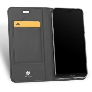 Etui DuxDucis SkinPro Huawei P20 Lite Gray
