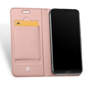 DuxDucis SkinPro Huawei P20 Lite Rose Gold