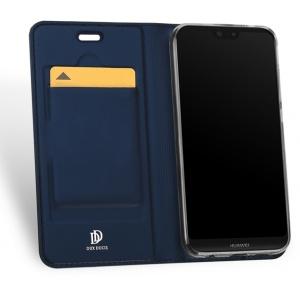 Etui DuxDucis SkinPro Huawei P20 Lite Blue