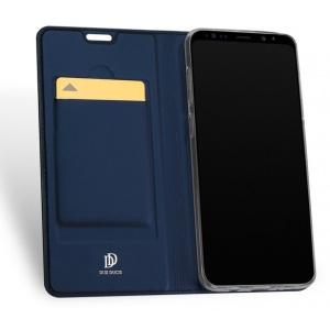 Etui DuxDucis SkinPro Samsung Galaxy S9 Plus Blue