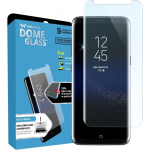 Whitestone Dome Glass Replacement Samsung Galaxy S9