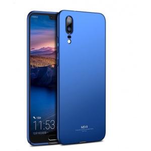 Etui MSVII Huawei P20 Blue