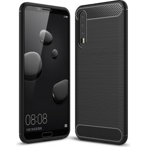 HS Case SOLID TPU Huawei P20 Pro Black